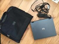 HP Black Compaq Windows XP Professional Laptop
