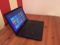 ASUS X501A/500GB STORAGE/4GB RAM/WINDOWS 8