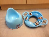 Thomas tank engine toilet training