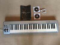 Keyboard - M-audio Keystation 61es