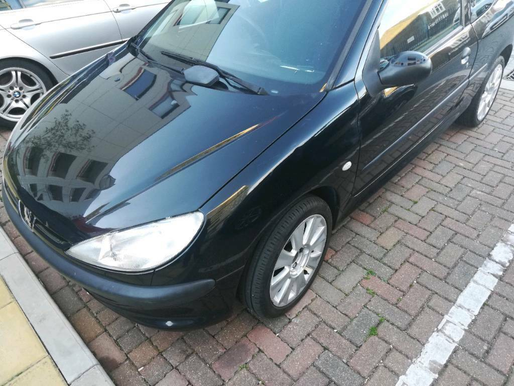 peugeot 206 perfect runner 1 year mot low mileage no
