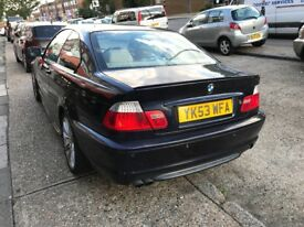 Bmw e46 320ci manual