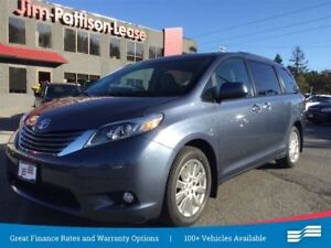 2016 Toyota Sienna XLE AWD w/leather, NAV, Roof + more!