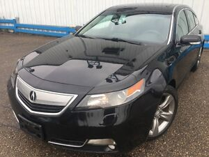 2012 Acura TL Tech Package AWD *NAVIGATION* Kitchener / Waterloo Kitchener Area image 8