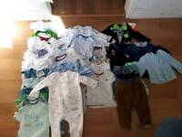 baby boy bundle 6-9 months inc Halloween outfit