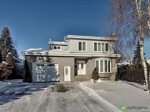 565 000$ - Maison 2 étages à vendre à St-Bruno-De-Montarville