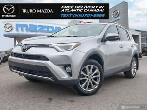 2016 Toyota RAV4 Limited $114/WK TX IN! LOADED/360 CAMERA