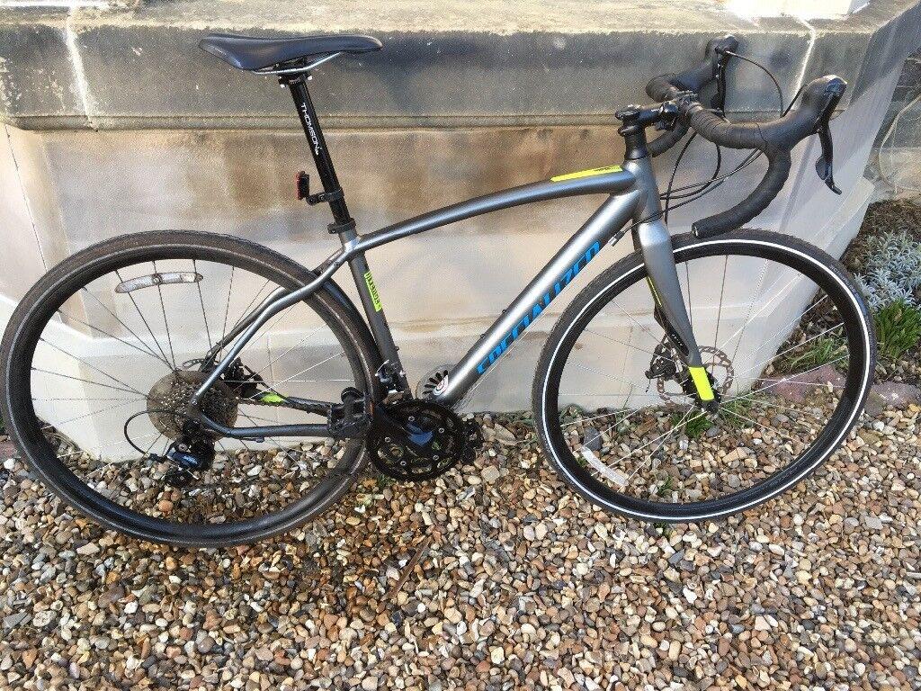 b3310343494 Specialized Diverge A1 sport adventure road bike 52cm excellent condition