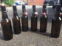 Alcohol making bottles