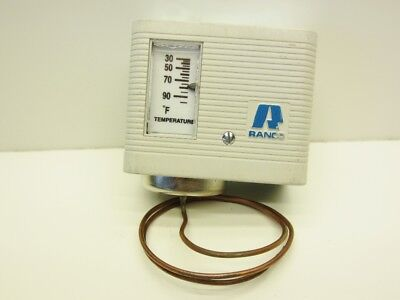 Ranco O10-3021-000 Temperature Controller 30 - 90 Degrees F New