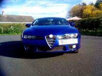 Alfa Romeo Brera SV JTDM 2007 100k vgc