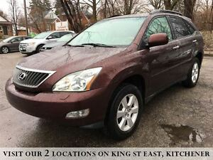 2009 Lexus RX 350 NAVIGATION | CAMERA | BEIGE LEATHER