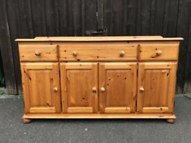 Pine Sideboard ( Can Deliver )