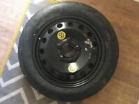 BMW e46 3 Series Genuine Spare Wheel Space Saver