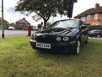 Jaguar X-TYPE 2.0 diesel 2004 Manual sport car