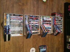 120 + DVDs