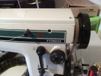 Yamata (semi-Industrial) sewing/ embroidery machine 200 ono (ideal for christmas)