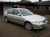 2004 Rover 45 1.6 Impression 3, 5Dr, 63k Miles. £299. (PLEASE NO TEXTS)