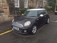 2011 11 MINI HATCH COOPER 1.6 COOPER D 3D 112 BHP DIESEL*PART EX WELCOME*FINANCE AVAILABLE*WARRANTY*