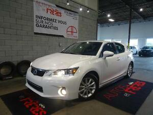 2013 Lexus CT 200h [[ JAMAIS ETE ACCIDENTER! ]]
