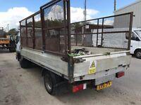 MITSUBISHI CANTER DROPSIDE CAGED 51REG , 3500KG, FOR SALE