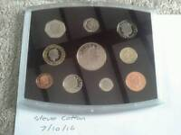 Uk Coin Proof Set