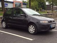 FIAT PUNTO 1.2 2003 (03 REG)**£449**LONG MOT*LOW MILES*F.S.H*PX WELCOME*DELIVERY
