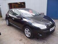 Renault MEGANE 1.5 DCI Dynamique,5 dr hatchback,1 previous owner,clean tidy car,£30 a yr tax,NU59FNK