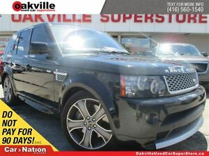 2012 Land Rover Range Rover Sport S/C AUTOBIOGRAPHY | ONLY 38,90