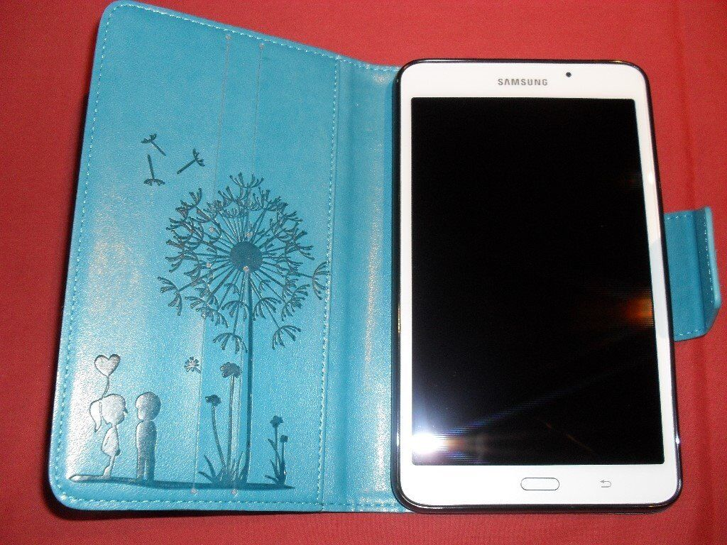 Samsung GalaxyTab A - as new - with brand new cover