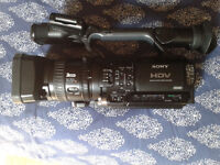 Sony Z1 HDV camcorder