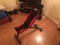 Weight Bench - Excellent Condition (barely used)
