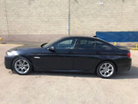 BMW 5 SERIES 2.0 520D M SPORT 4d AUTO 181 BHP SERVICE RECORD + 2 PREVIOUS KEEPERS