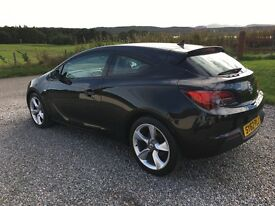 Vauxhall Astra GTC Start/Stop