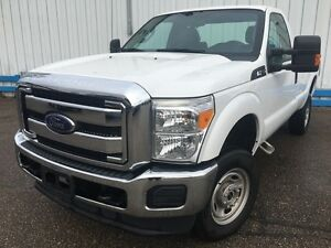 2015 Ford F-250 Single Cab Long Box 4x4