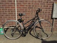 Ladies Coventry Eagle Discovery City Bike - hand built in England