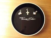'Thomas Sabo' Silver Charms