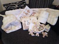 Baby's Nursery Set - Unisex
