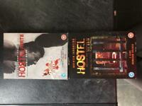 Hostel part 1 & 2 DVD