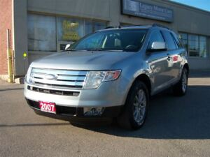 2007 Ford Edge SEL AWD Leather