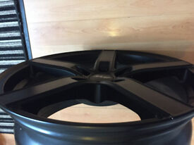 "ATS Emotion brand new Alloy wheels 18"" inch x 8j 5x114.3 Nissan Pulsar qashqai alloys wheel"