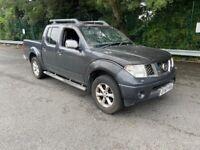 Nissan, NAVARA, Pick Up, 2007, Manual, 2488 (cc)