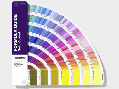 Pantone Formula Guide Solid Gloss Coated Shows 2161 Colours. Latest Version