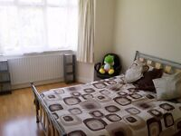 INCLUSIVE OF ALL BILLS - DOUBLE ROOM AVAILABLE IN WINCHMORE HIL, N21 - SORRY NO DSS