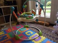 Fisher Price Jumperoo - lots of bouncing fun to be had!