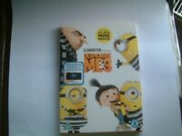 Despicable Me 3 (Brand new and sealed)