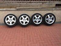 Mrecdes Benz e class wheels