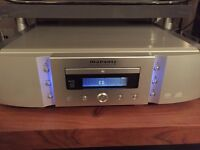 Stunning High End CD & Amplifier HiFi System With Pre & Valve Power Amps
