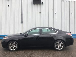 2012 Acura TL Tech Package AWD *NAVIGATION* Kitchener / Waterloo Kitchener Area image 2