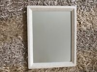 Showerdrape Quality Sandstone Urban Mirror. Solid and Sturdy Brand New Boxed